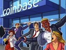 彭博社:Coinbase上市前估值达到1000亿美元