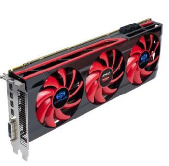 AMD Radeon R9 HD 7990 以太坊矿机 36 MH/s
