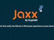 Jaxx以太坊钱包在iOS平台上发布